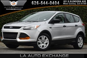 2014 Ford Escape S Carfax 1-Owner - No AccidentsDamage Reported 1 Seatback Storage Pocket 4 Cyl