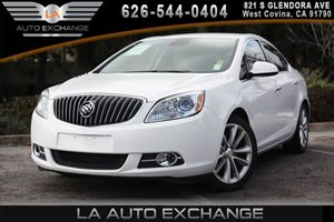 2013 Buick Verano Convenience Group Carfax 1-Owner 4 Cylinders Air Conditioning  AC Air Condi