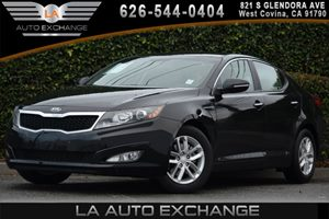 2013 Kia Optima LX Carfax 1-Owner - No AccidentsDamage Reported 2 Aux Pwr Outlets 4 Cylinders