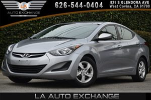2015 Hyundai Elantra SE Carfax 1-Owner - No AccidentsDamage Reported 2 12V Dc Power Outlets 4 C