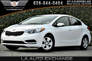 2016 Kia Forte LX Carfax 1-Owner - No AccidentsDamage Reported 2 12V Dc Power Outlets 4 Cylinde