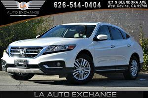 2013 Honda Crosstour EX-L Carfax 1-Owner 2 Cargo Area Lights 4 Cargo Area Tie-Down Anchors