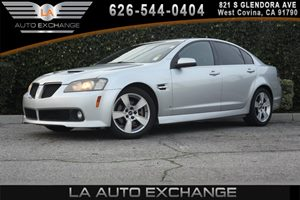 2009 Pontiac G8 GT Carfax Report - No AccidentsDamage Reported 8 Cylinders Accents Chrome Wind