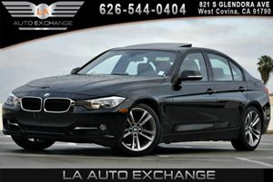 2014 BMW 3 Series 328i Carfax 1-Owner - No AccidentsDamage Reported 2 Seatback Storage Pockets