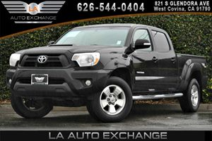 2013 Toyota Tacoma PreRunner Carfax 1-Owner - No AccidentsDamage Reported 4 Fixed Cargo Bed Ti