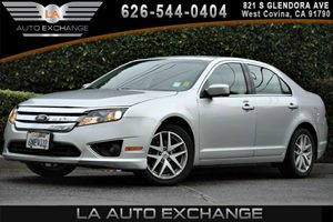 2011 Ford Fusion SEL Carfax Report - No AccidentsDamage Reported 2 12V Pwr Points 10-Way Pwr