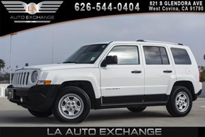 2012 Jeep Patriot Sport Carfax Report - No AccidentsDamage Reported 12V Pwr Outlet 4 Cylinders
