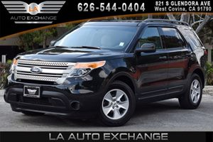 2014 Ford Explorer Base Carfax 1-Owner 6 Cylinders Air Conditioning  AC Audio  AmFm Stereo