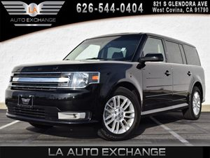 2014 Ford Flex SEL Carfax 1-Owner - No AccidentsDamage Reported 2 Seatback Storage Pockets 4 12