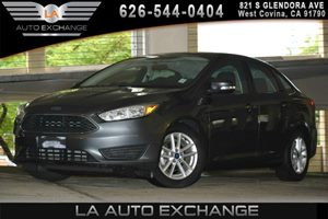 2015 Ford Focus SE Carfax 1-Owner - No AccidentsDamage Reported 2 12V Dc Power Outlets 4 Cylind