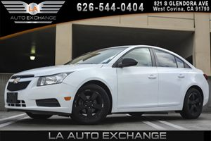 2014 Chevrolet Cruze 1LT Carfax 1-Owner 4 Cylinders Air Conditioning  AC Air Conditioning Si