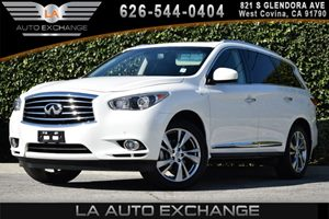 2013 INFINITI JX35  Carfax Report - No AccidentsDamage Reported 1-Touch Auto UpDown Pwr Windows