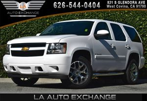 2009 Chevrolet Tahoe Commercial Carfax Report - No AccidentsDamage Reported 8 Cylinders Air Con