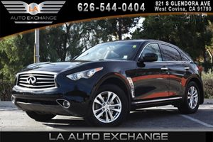 2013 INFINITI FX37  Carfax Report - No AccidentsDamage Reported 6 Cylinders Air Conditioning