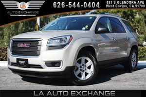 2013 GMC Acadia SLE Carfax 1-Owner - No AccidentsDamage Reported 6 Cylinders Air Conditioning