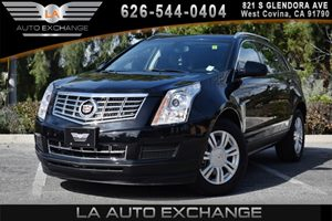 2016 Cadillac SRX Luxury Collection Carfax 1-Owner 6 Cylinders Air Conditioning  AC Air Condi