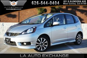 2013 Honda Fit Sport Carfax 1-Owner - No AccidentsDamage Reported 2-Speed Intermittent Windshiel