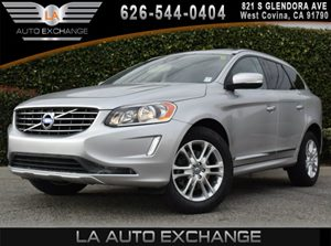 2014 Volvo XC60 32L Carfax 1-Owner 2 Seatback Storage Pockets 6 Cylinders Air Conditioning  A