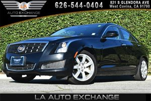 2014 Cadillac ATS Standard RWD Carfax 1-Owner - No AccidentsDamage Reported 4 Cylinders Air Con