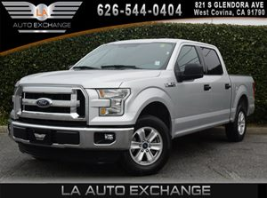 2016 Ford F-150 XLT Carfax 1-Owner - No AccidentsDamage Reported 2 Seatback Storage Pockets 4-W