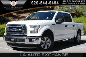 2016 Ford F-150 XLT Carfax 1-Owner - No AccidentsDamage Reported 2 Seatback Storage Pockets 6 C