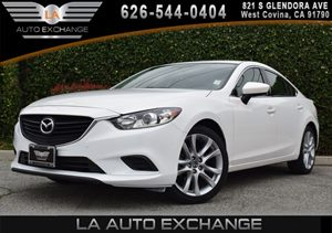 2016 Mazda Mazda6 i Touring Carfax 1-Owner - No AccidentsDamage Reported 2 12V Dc Power Outlets