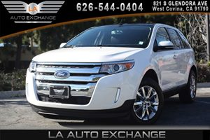 2014 Ford Edge SEL Carfax 1-Owner - No AccidentsDamage Reported 2 Seatback Storage Pockets 4 12