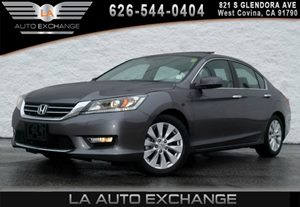 2015 Honda Accord Sedan EX Carfax 1-Owner 2 12V Dc Power Outlets 4 Cylinders Air Conditioning