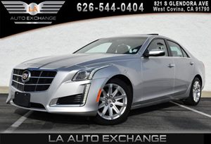2014 Cadillac CTS Sedan Luxury RWD Carfax 1-Owner - No AccidentsDamage Reported 4 Cylinders Ada