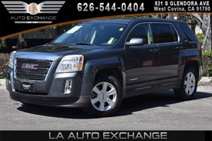 2010 GMC Terrain SLE-1 Carfax 1-Owner - No AccidentsDamage Reported 4 Cylinders Air Conditionin