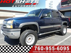 View 2005 Chevrolet Avalanche