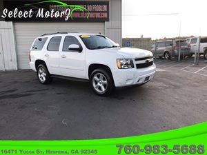 View 2008 Chevrolet Tahoe