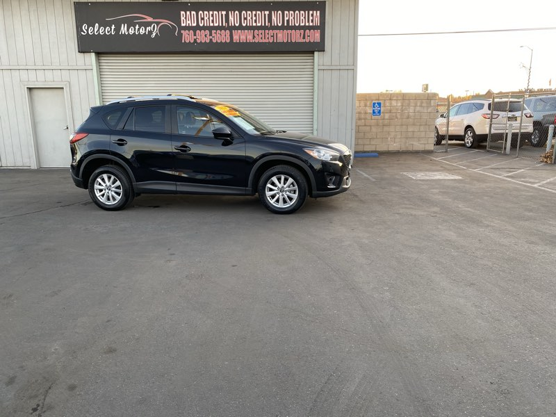 2014 Mazda CX-5 Touring Sport Utility 4D