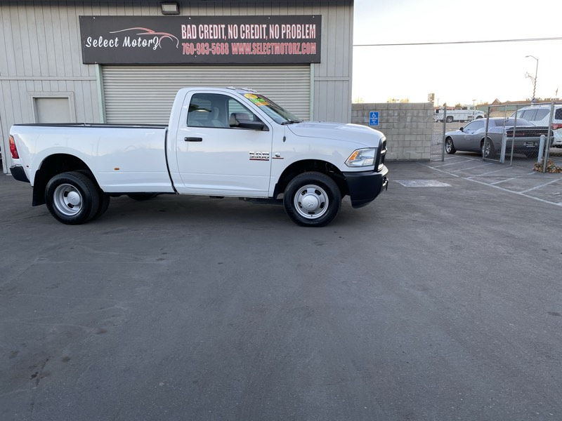 2017 Ram 3500 Tradesman Pickup 2D 8 ft