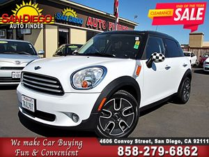 View 2012 MINI Cooper Countryman,