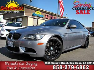 View 2008 BMW M3, LOW MILES,CLN CARFAX