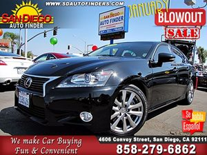 View 2014 Lexus GS 350, ABSOLUTELY IMMACULATE,