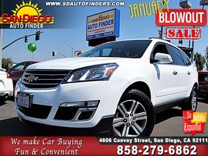 View 2017 Chevrolet Traverse,LT, JUST LIKE NEW,