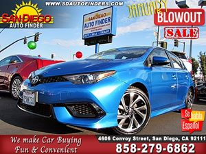 View 2016 Scion iM, JUST LIKE NEW,