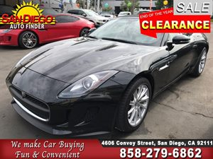 View 2014 Jaguar F-TYPE, V6, CONVERTIBLE,
