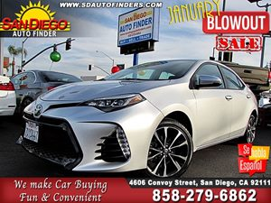 View 2017 Toyota Corolla SE, 1 OWNER, NICE,