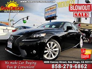 View 2014 Lexus IS 250 Sport, LOW MILES, LIKE NEW,