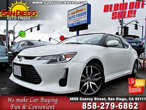 View 2015 Scion tC, JST SOOO BEAUTIFUL,PANO ROOF,