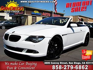 View 2009 BMW 650i, Conv, jst gorgeous,