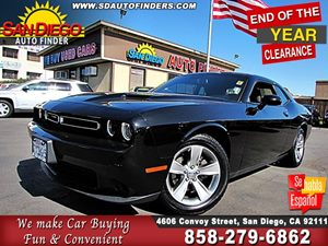 View 2017 Dodge Challenger SXT, 1 OWNER, JST AWESOME,