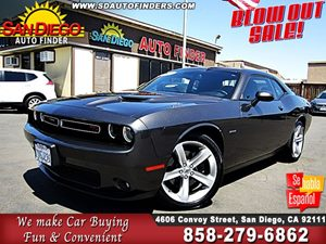 View 2017 Dodge Challenger R/T, like new,