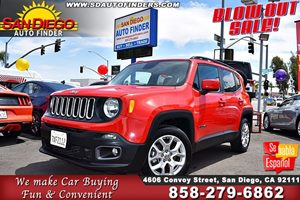 View 2017 Jeep Renegade Latitude, Jst Gorgeous,
