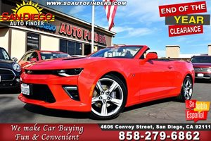 View 2017 Chevrolet Camaro Convertible,'SS',Absolutely Gorgeous,