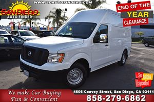 View 2014 Nissan NV High Roof 2500 V8 S,Low Miles,