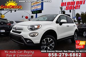 View 2016 FIAT 500X, AWD 4dr Trekking,Low Miles,